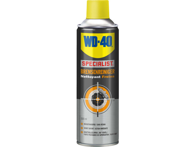 WD-40 Specialist 500ml yellow/blue
